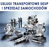 Uslugi Transportowe Skup i Sprzedaz Samochodów