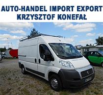 AUTO-HANDEL IMPORT EXPORT KRZYSZTOF KONEFAŁ