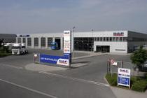 Μάντρα αποθεμάτων (στοκ) DAF Berlin Nutzfahrzeuge Vertriebs- und Service GmbH