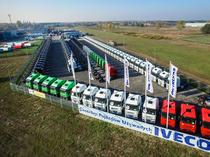 Μάντρα αποθεμάτων (στοκ) Iveco Poland Sp. z o. o. Used Truck Center
