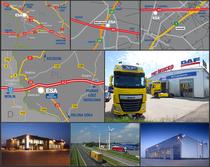 Μάντρα αποθεμάτων (στοκ) ESA Trucks Polska Sp. z o.o.