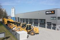 Μάντρα αποθεμάτων (στοκ) Delta Machinery