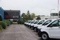 Μάντρα αποθεμάτων (στοκ) Autobedrijf Tatev