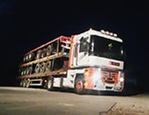 Μάντρα αποθεμάτων (στοκ) Ve-Trucks
