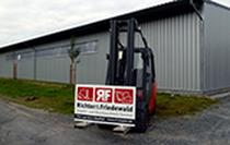 Μάντρα αποθεμάτων (στοκ) Richter & Friedewald Fördertechnik GmbH