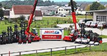 Μάντρα αποθεμάτων (στοκ) Hecht Fördertechnik GmbH