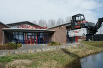 Μάντρα αποθεμάτων (στοκ) J.Helmond Forklifts BV