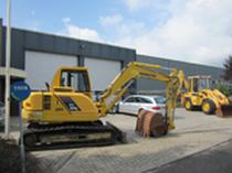 Μάντρα αποθεμάτων (στοκ) Rumpff Machinery