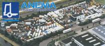 Μάντρα αποθεμάτων (στοκ) Anema Trucks & Spare Parts