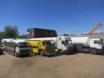 Μάντρα αποθεμάτων (στοκ) Baltic Special Machinery Export