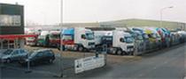 Μάντρα αποθεμάτων (στοκ) Zundert Trucks