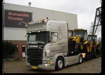 Μάντρα αποθεμάτων (στοκ) Korenblik Trucks