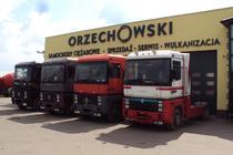 Μάντρα αποθεμάτων (στοκ) P.U.H RAFAŁ ORZECHOWSKI