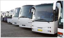 Μάντρα αποθεμάτων (στοκ) VDL bus & Coach Italia