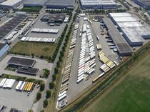 Μάντρα αποθεμάτων (στοκ) Cargobull Trailer Store Venlo