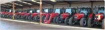 Μάντρα αποθεμάτων (στοκ) Mid Antrim Tractors