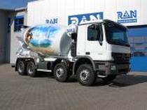Μάντρα αποθεμάτων (στοκ) RAN GmbH