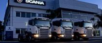 Μάντρα αποθεμάτων (στοκ) Scania Polska S.A.