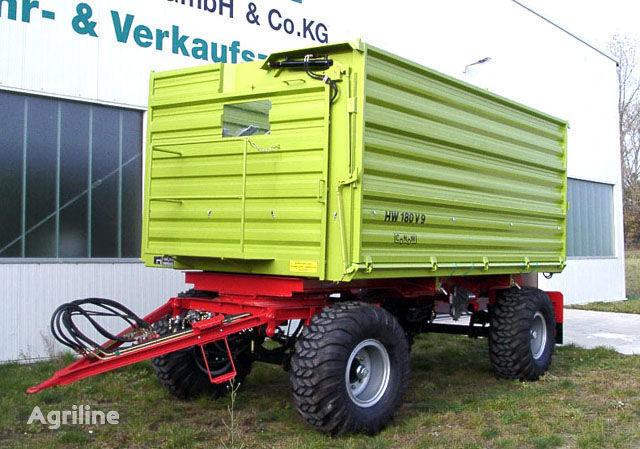 καινούρια αγροτική ρυμούλκα CONOW HW 180 Zweiseiten-Kipper V 9