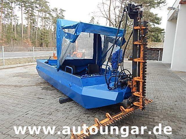 άλλο αγροτικό όχημα JOHN DEERE O 403 FH Mähboot Aquatic Weed Harvester T-Balken