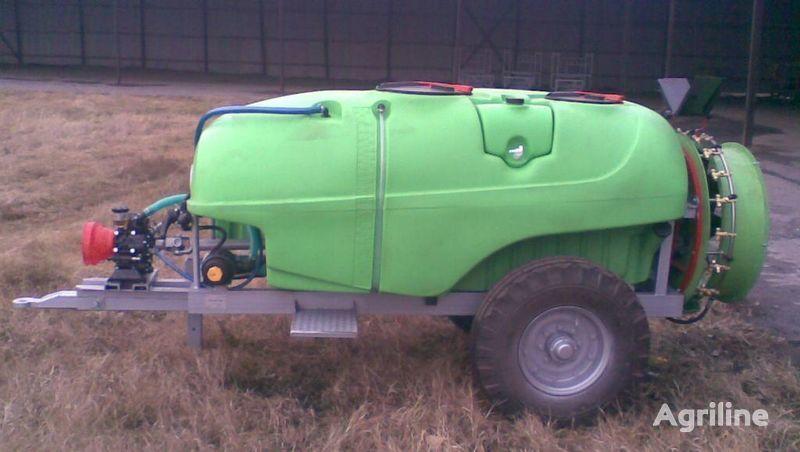 καινούριο αυτοκινούμενος ψεκαστήρας Vezuviy-2000V