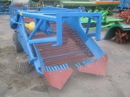 εκριζωτική μηχανή γεωμήλων AGROMET Z-609
