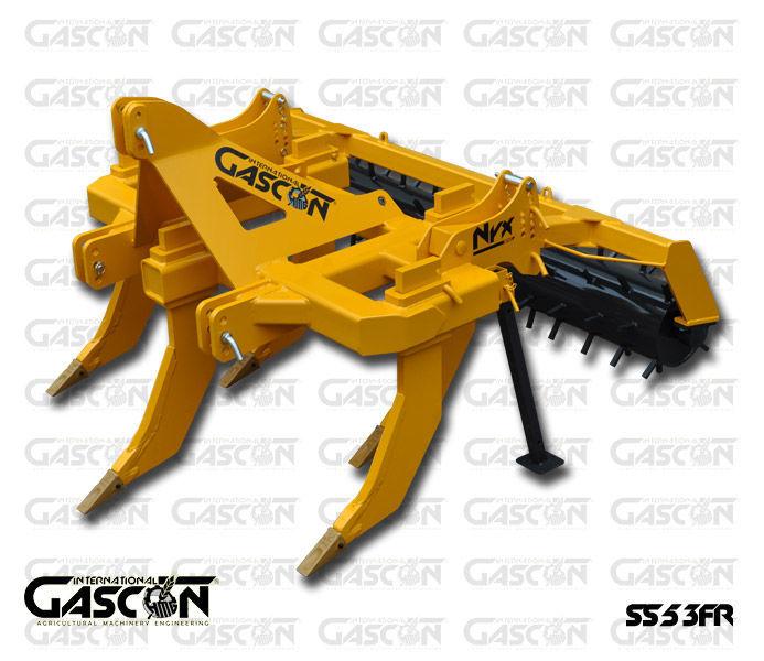 καινούρια φρέζα GASCON  Glubokoryhlitel Gascon SS-5-3FR (150-210 l.s.)