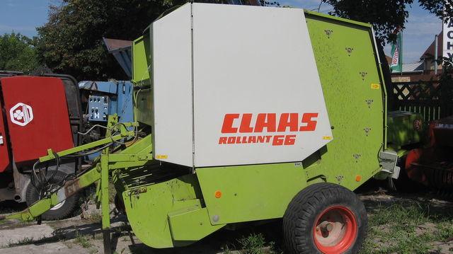 χορτοδετική μηχανή για μπάλες σανού CLAAS ROLLANT 66,62.44.46