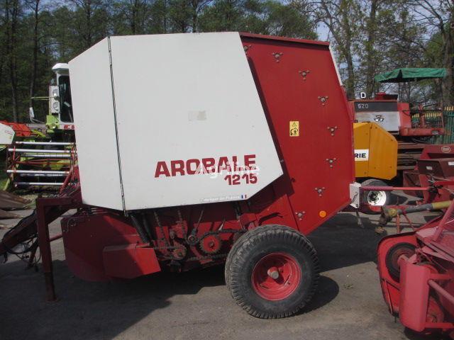 χορτοδετική μηχανή για μπάλες σανού CLAAS ROLLANT 66 / AROBALE 1215