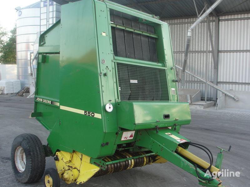 χορτοδετική μηχανή για μπάλες σανού JOHN DEERE 550 590 545