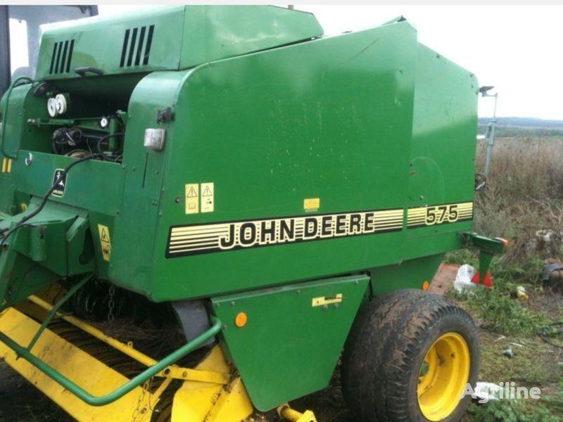 χορτοδετική μηχανή για μπάλες σανού JOHN DEERE 575