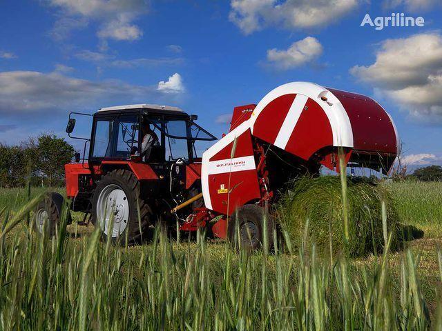 καινούρια χορτοδετική μηχανή για μπάλες σανού ROSTSELMASH Pelikan 1200