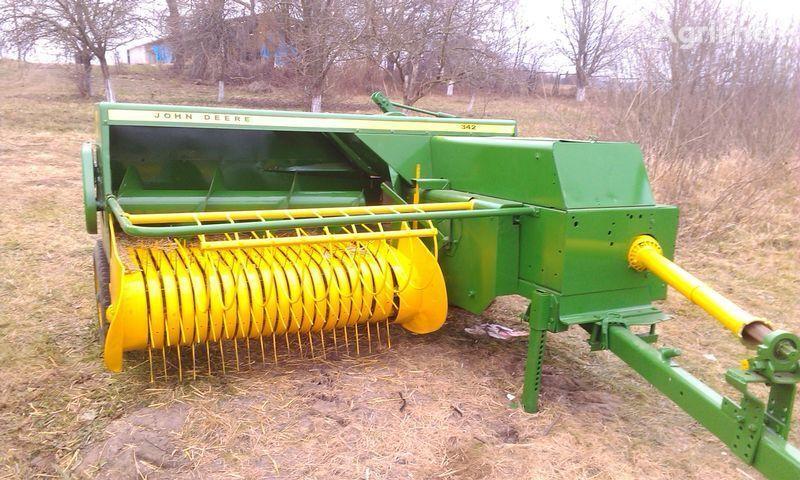 χορτοδετική μηχανή JOHN DEERE 342,219,332,346,456,sipma,welger,claas