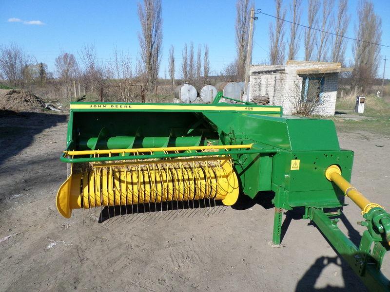 χορτοδετική μηχανή JOHN DEERE 456,219,332,336,346,sipma,welger,claas
