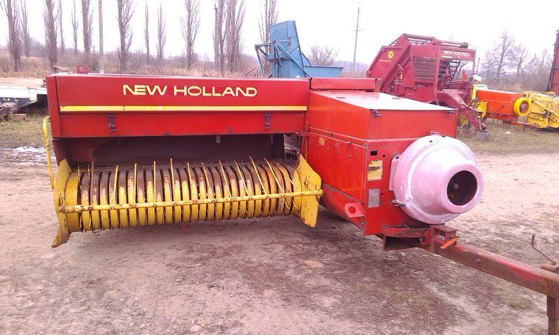 χορτοδετική μηχανή NEW HOLLAND 378,276,270,945