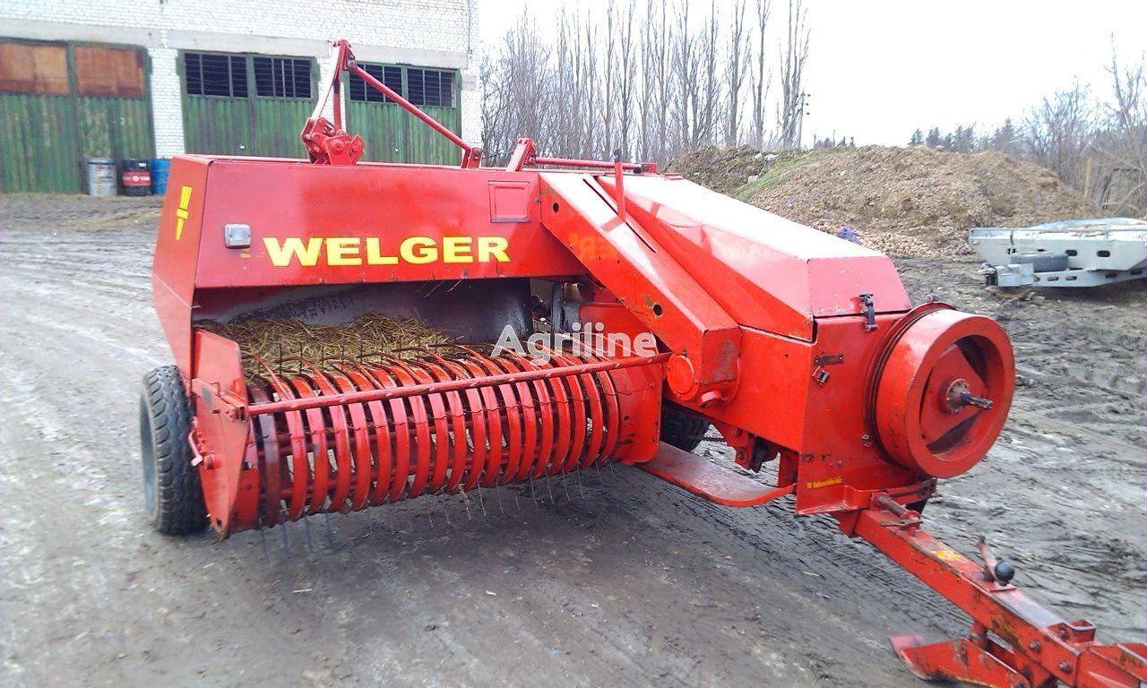 χορτοδετική μηχανή WELGER AP 61
