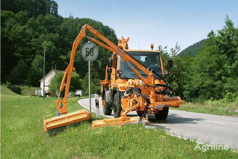 μηχανή τεμαχισμού με οριζόντιο άξονα Mulag MKM 700 mäher kosiarka bijakowa