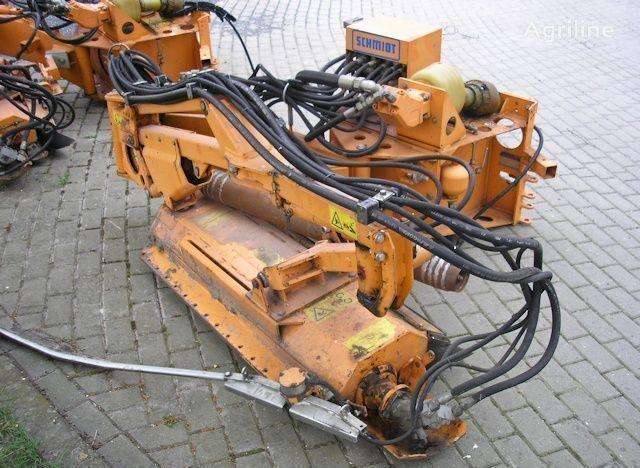 μηχανή τεμαχισμού με οριζόντιο άξονα SCHMIDT SBM kosiarka bijakowa mäher