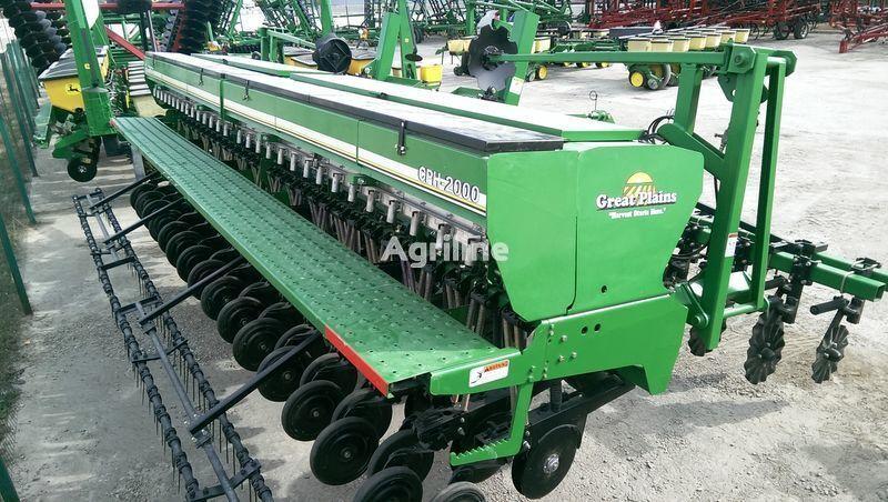 μηχανική σπαρτική μηχανή GREAT PLAINS John Deere SUHIE UDOBRENIYa