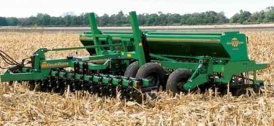 καινούρια μηχανική σπαρτική μηχανή Sternevaya mehanicheskaya zernovaya seyalka Great Plains SPH-1500F