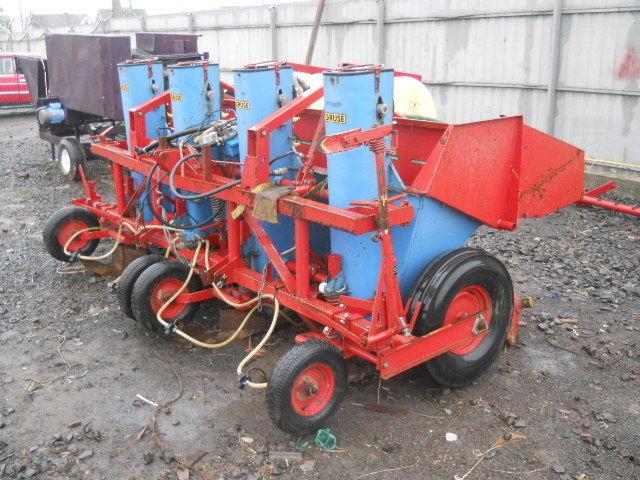 σπαρτική μηχανή πατάτας Gruse VL 19