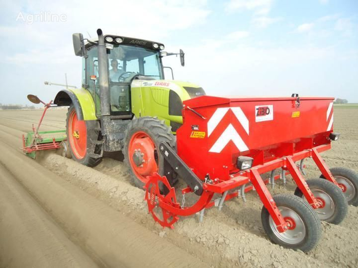 καινούρια σπαρτική μηχανή πατάτας  Ustroystvo dlya vneseniya udobreniy neposredstvenno v greben