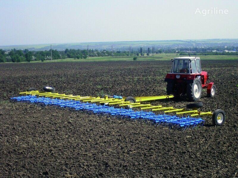 καινούρια σβάρνα Pruzhinnaya borona BZP-15,2 i BZP-24,5 (ZPG-15,ZPG-24)