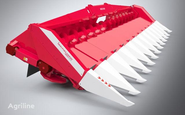 καινούρια θεριστική μηχανή καλαμποκιού ROSTSELMASH Argus Econom PPK-61 (s izmelchitelem)