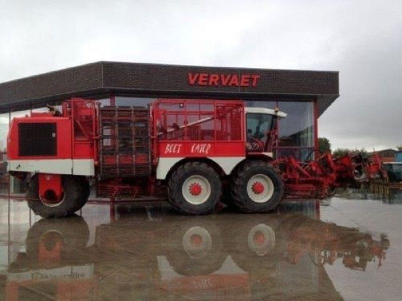 θεριζοαλωνιστική μηχανή τεύτλων VERVAET 625