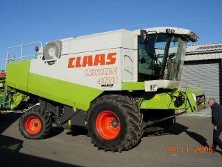 θεριζοαλωνιστική μηχανή CLAAS 480 LEXION