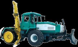 τροχοφόρο τρακτέρ SMR-3 Specializirovannaya mashina dlya remontno-stroitelnyh rabot