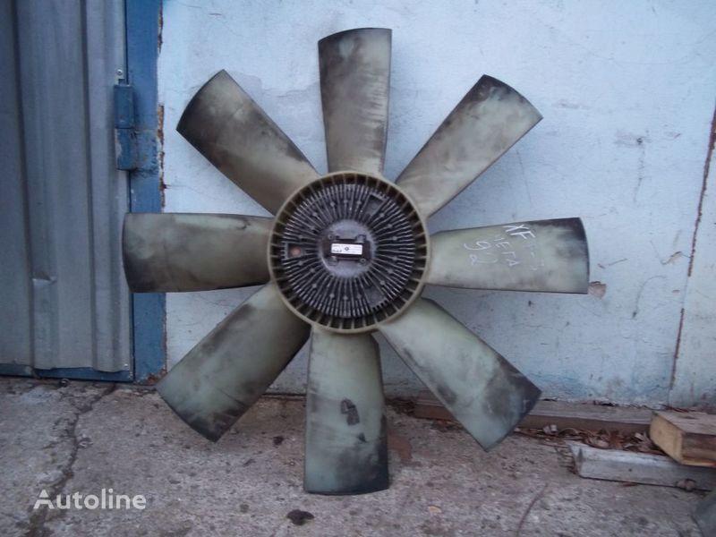 ελκυστήρας DAF XF για ανεμιστήρας