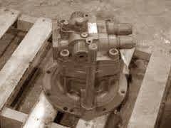 εκσκαφέας χανδάκων DOOSAN dx480 dx490 dx520 dx530 για ανταλλακτικό  Doosan Daewoo silnik obrotu swing motor swing device