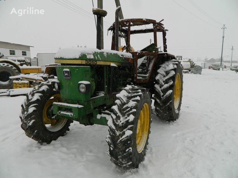 τρακτέρ JOHN DEERE 3050 για ανταλλακτικό  b/u zapchasti / used spare parts